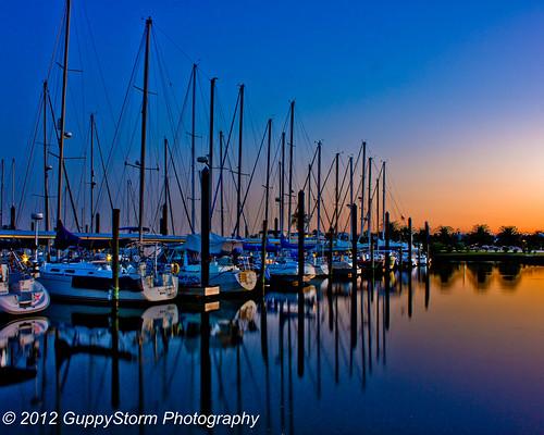 Sunset 10-6