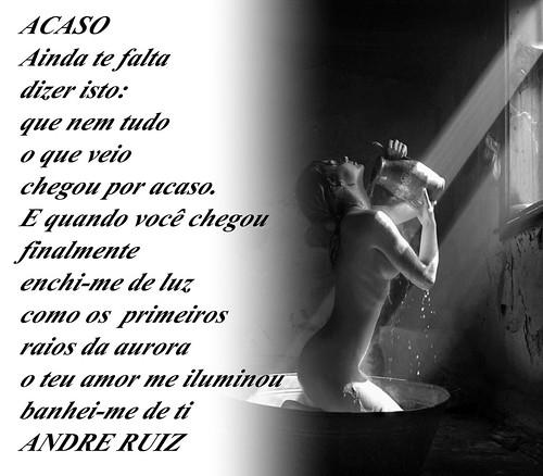 ACASO by amigos do poeta