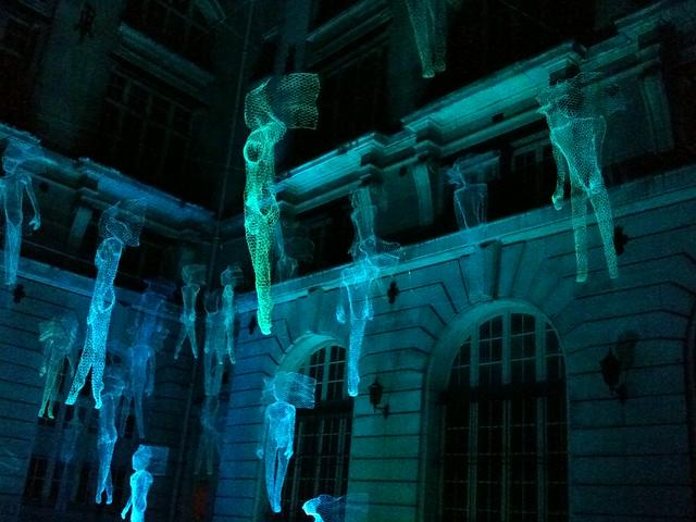 Apparition fantomatique