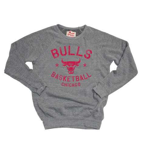 Chicago Bulls Butler Sweatshirt By Sportiqe Apparel