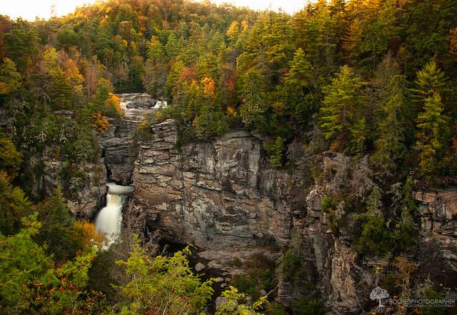 Linville Falls | Blue Ridge Parkway