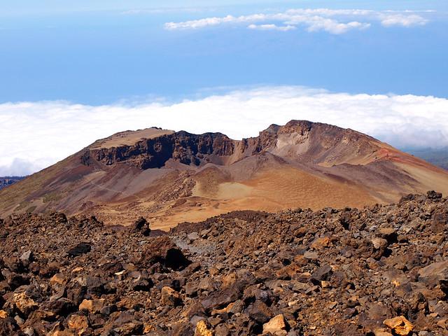 Pico Viejo, Tenerife