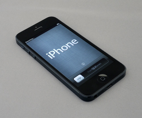 China sucumbe ante el iPhone 5