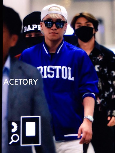 Big Bang - Incheon Airport - 26jul2015 - Acetory - 01