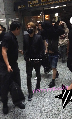 Big Bang - Guangzhou Airport - 01jun2015 - lvyawen - 01