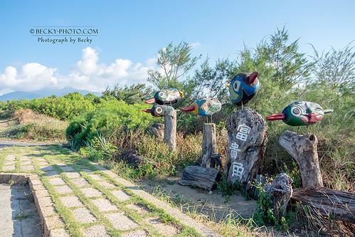 2016.Aug 北海岸旅行 @富貴角風藝術營區