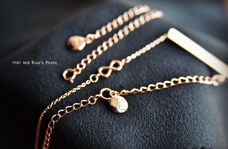 IDEA ROCK情侶手鍊戒指項鍊手環銀飾13