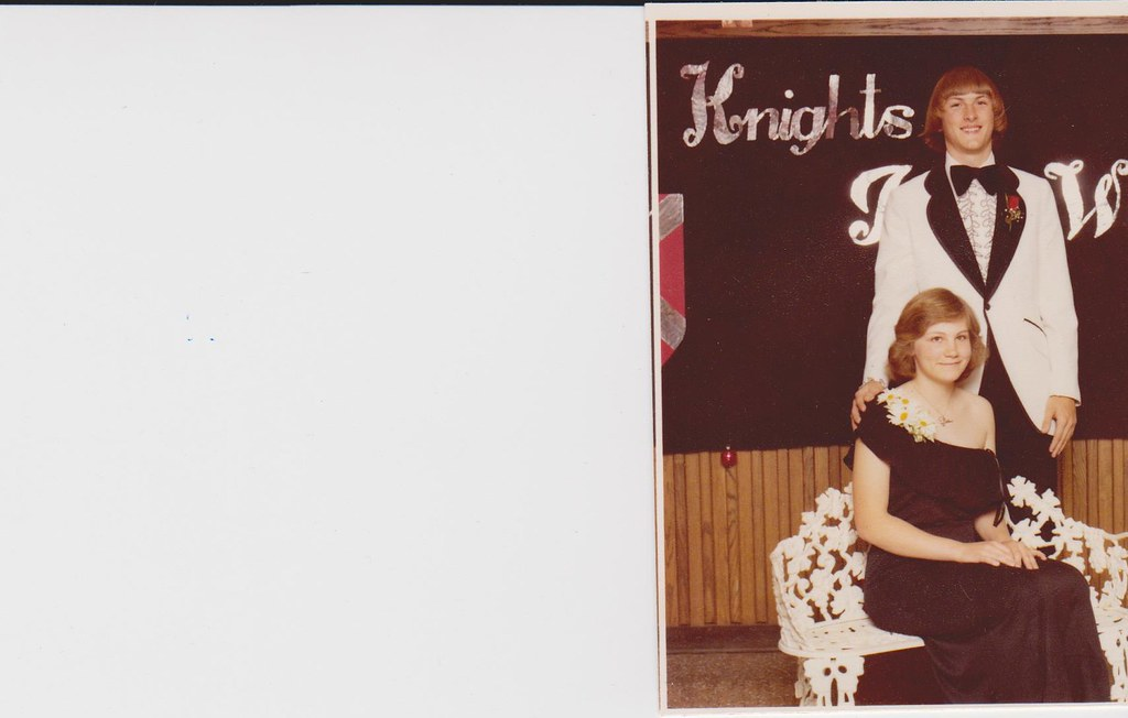 1978 Prom-Barbara Pickering & Mark Tucker | Barb Groves | Flickr