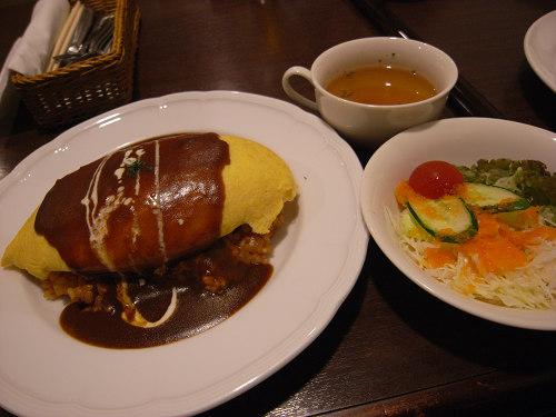 オムライスが美味!天理の人気店『ゆき亭』が奈良町へ