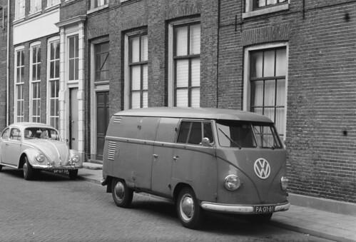 PA-01-81 Volkswagen Transporter bestelwagen