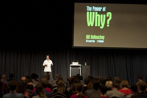Bill DeRouchey - UX Australia 2012, Day 1 _DSC0028
