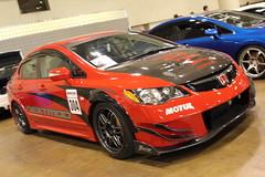 honda civic(0.0), sports car(0.0), automobile(1.0), automotive exterior(1.0), wheel(1.0), vehicle(1.0), automotive design(1.0), rim(1.0), honda(1.0), honda civic type r(1.0), bumper(1.0), honda civic hybrid(1.0), sedan(1.0), land vehicle(1.0),