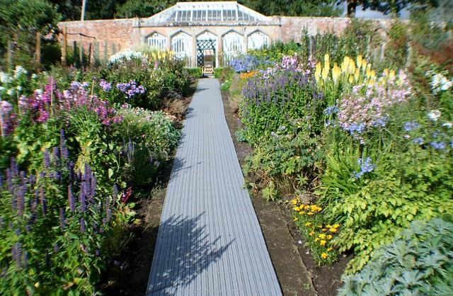 Garden at Abbotsford