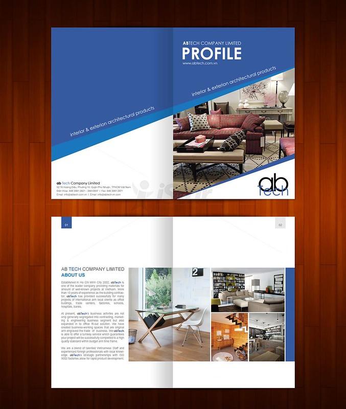 Thiết kế Profile bởi iStar