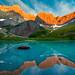 Cracker Lake by Doug Solis