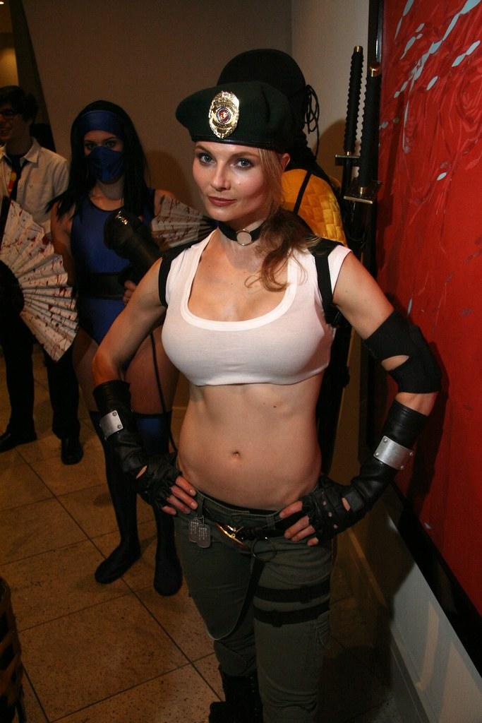 Sonya Blade From Mortal Kombat Dalaimickey Flickr
