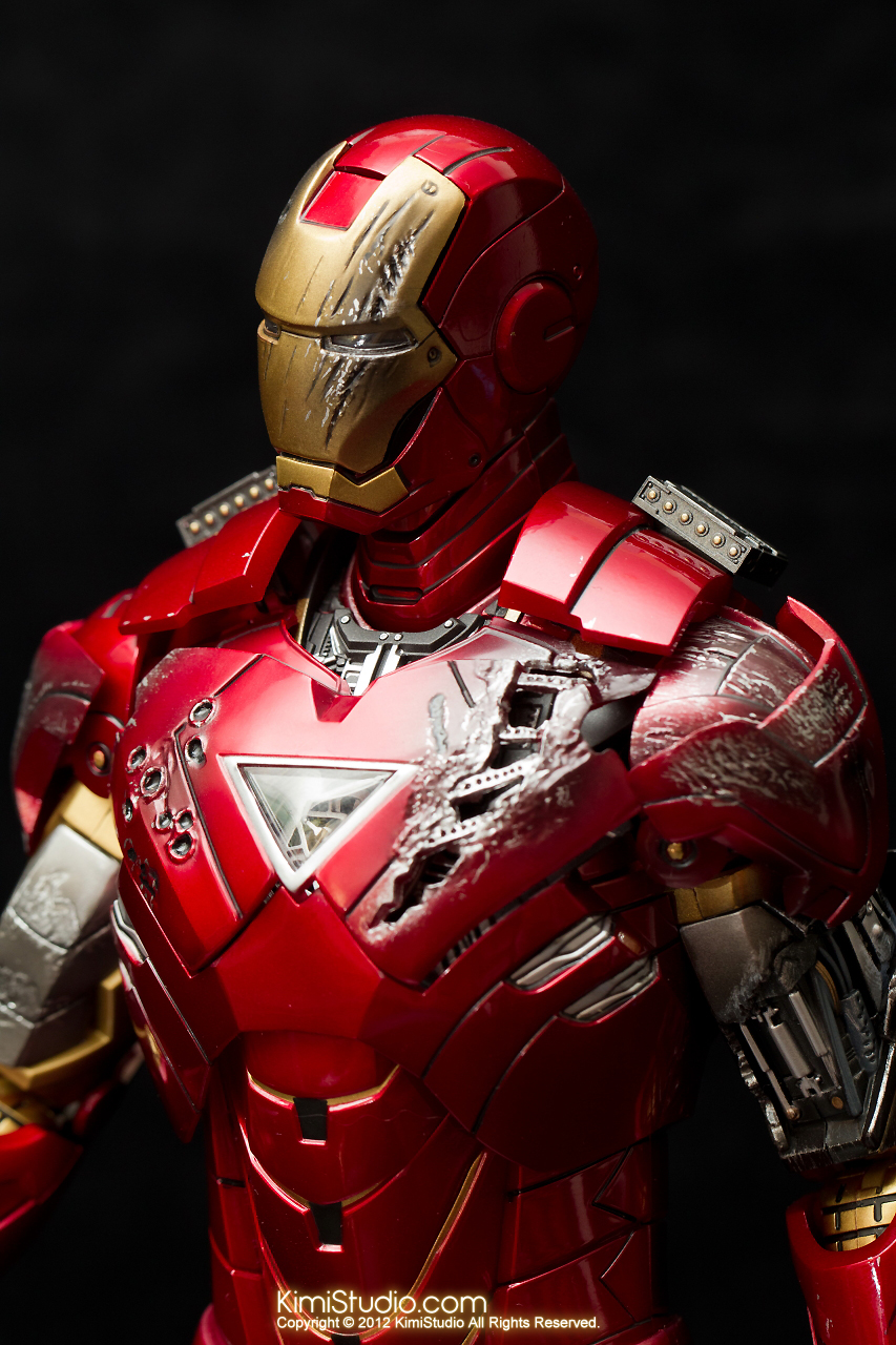 2012.09.01 Hot Toys Iron Man Mark VI-049