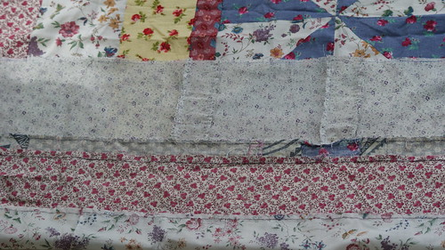 First Quilt, 1996, Scrappy
