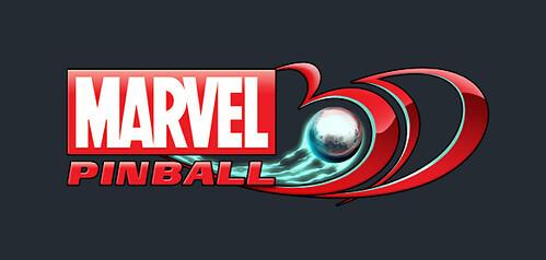 Marvel Pinball 3D - logo