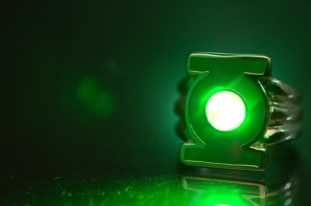Green Lantern's Power Ring