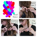 5 Strand Braid Instructions by Never Fully Dressed (Without a Style)