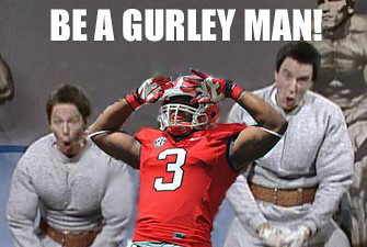 be a gurley man