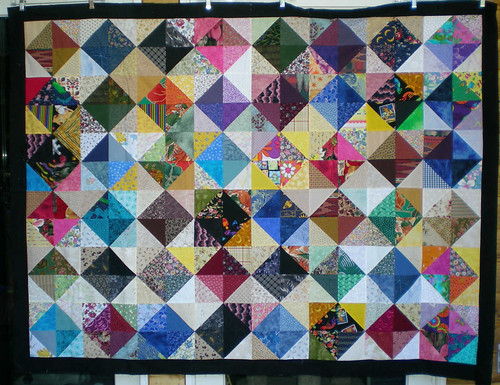 Cathy hst diamonds 52x70