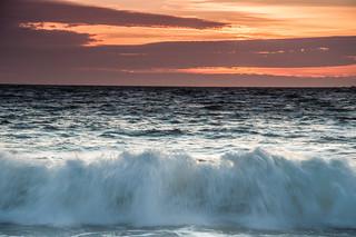 Sunset at Baker Beach
