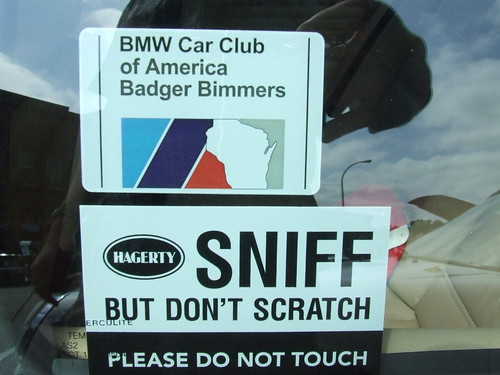 """Snitt but don't scratch"""