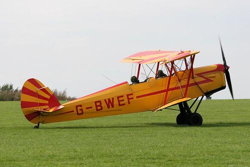 G-BWEF