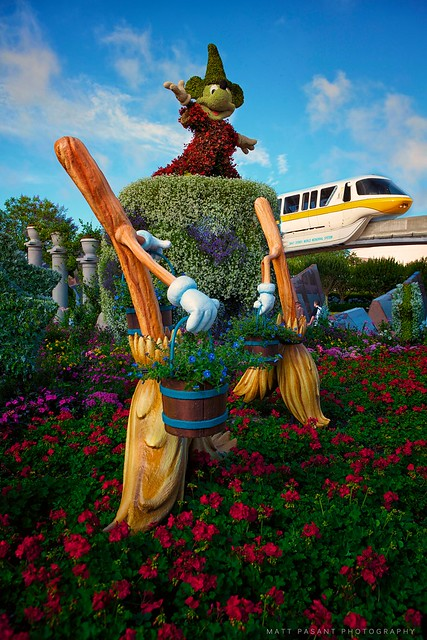 Epcot Flower And Garden Festival Flickr Photo Sharing