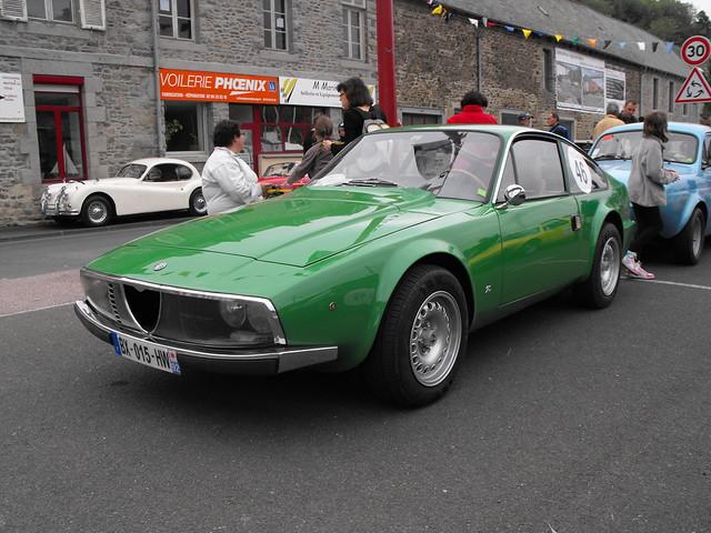 Alfa Romeo Zagato Z