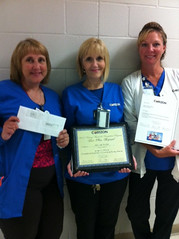 Corizon correctional healthcare employee excellence in the Southeast