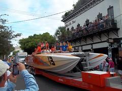 Key West Super Boat Parade 2011