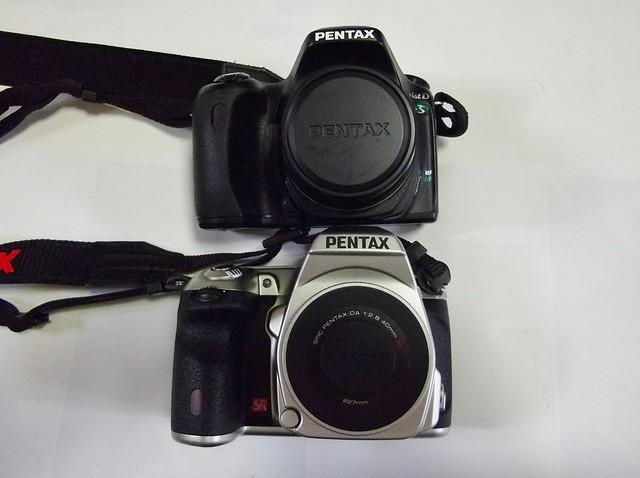 PENTAX  *istDS K-5