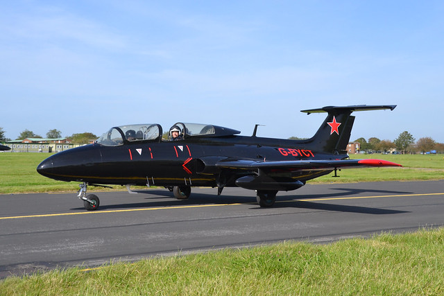 G-BYCT L-29 Delfin