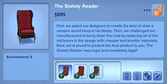 The Stately Reader
