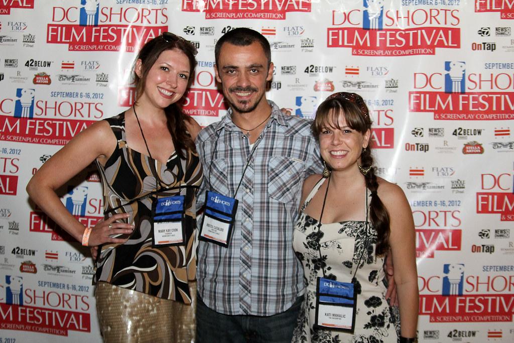 Mary Kay Cook, Rocco Cataldo and Kati Mahalic