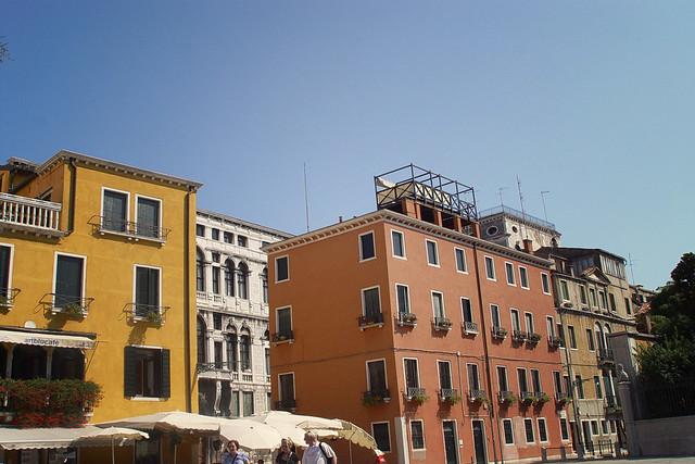 buildings venice