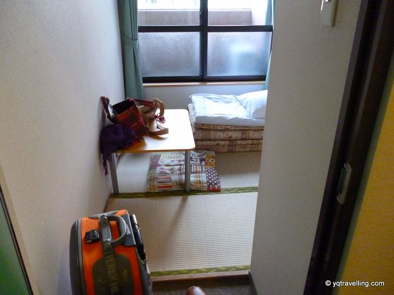 Room in Hotel Maruchu