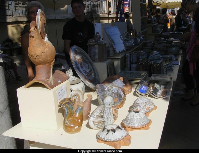 poteries+décoration