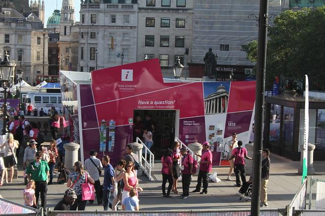 London 2012 Games Makers