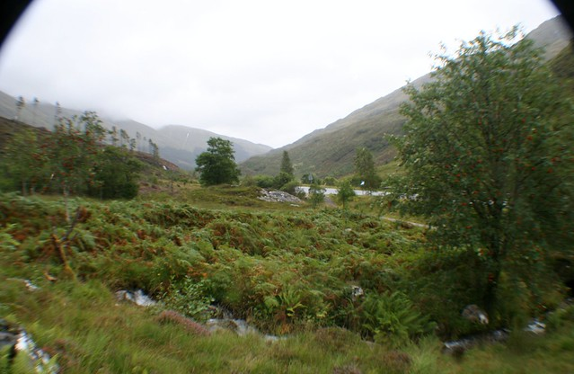 Glenshiel Battle Site, N.W.Highlands