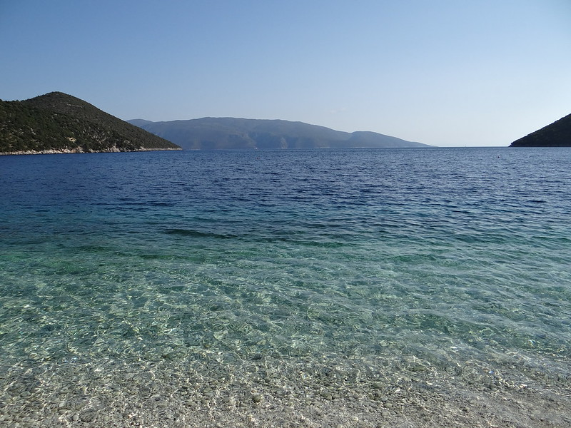 Antisamos Beach Kefalonia Greece