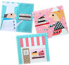 Super Penguin QAL ~ September blocks ~ Cafe!