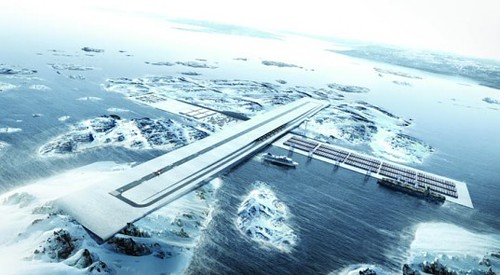 AIR + PORT - новое будущее Гренландии