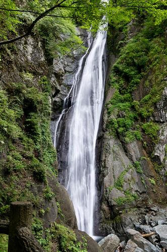 安倍の大滝 2012.9.11-3