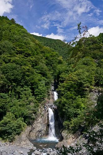赤水の滝 2012.9.11-2