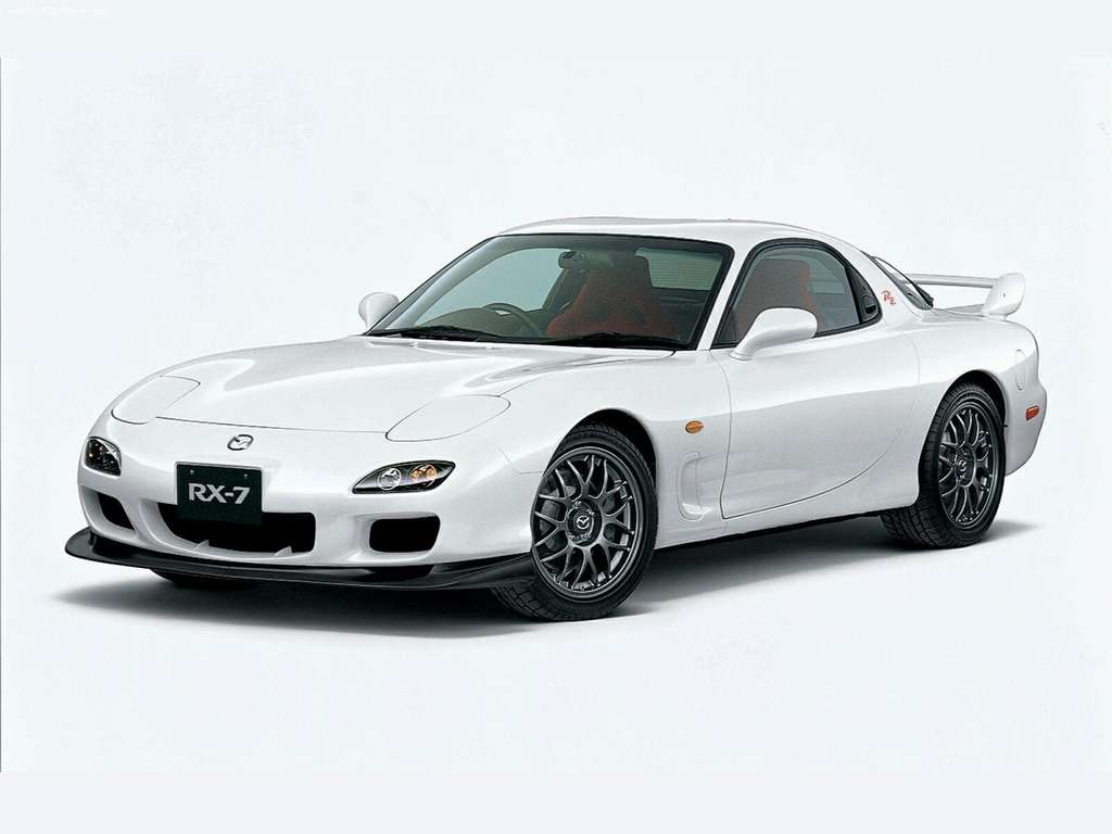 1999       Mazda       RX7    Images   Pictures and Videos