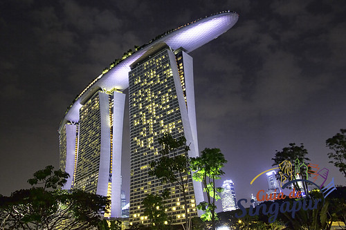 Marina bay sands hotel gu a de singapur - Singapore hotel piscina ...